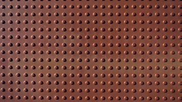 pavimento antiscivolo in plastica rossa per la sicurezza foto