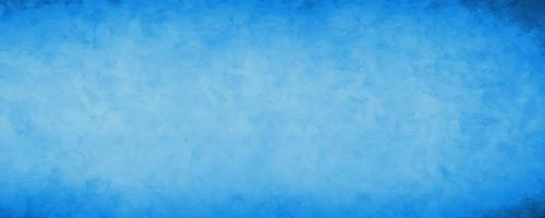 fondo blu scuro del muro di cemento del grunge foto