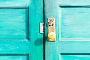 maniglia della porta vintage