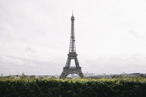 Torre Eiffel a Parigi, Francia foto