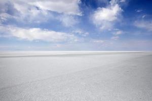 Salar de Uyuni distesa di sale in Bolivia