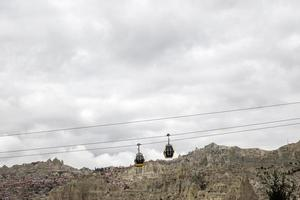 la paz, bolivia foto