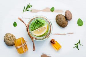 sale marino aromatico alle erbe aromatiche