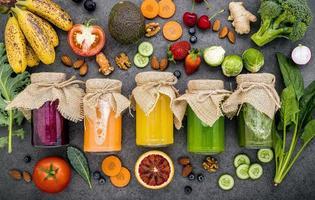 succo naturale sano