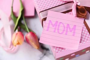 regalo per la festa della mamma foto