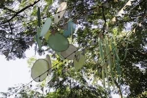 decorazioni da giardino all'esterno foto