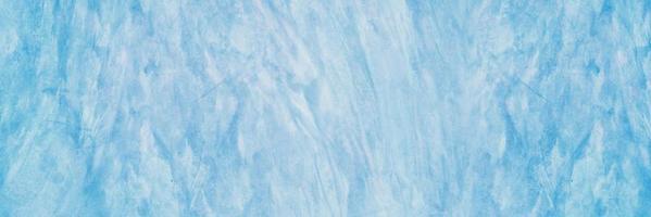cemento blu o muro di cemento per lo sfondo o la trama foto