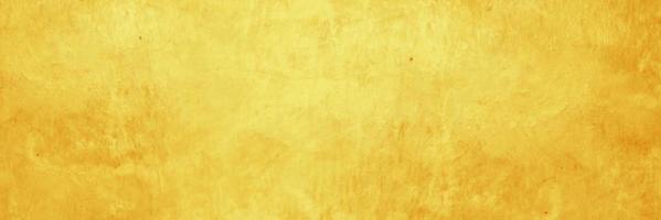 cemento arancione e giallo o muro di cemento per lo sfondo o la trama foto