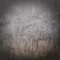 cemento grigio e nero o muro di cemento per lo sfondo o la trama foto