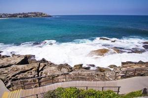 spiaggia di bondi, australia foto