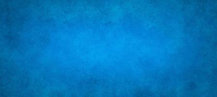 trama di sfondo acquerello carta astratta blu foto