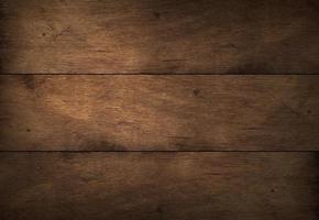 vecchio fondo di struttura in legno marrone scuro foto