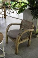 set di mobili da esterno foto