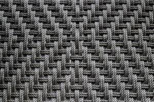Close up di mobili da esterno pattern foto