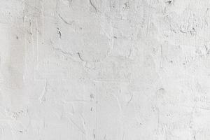 sfondo astratto dalla vecchia struttura in cemento bianco foto