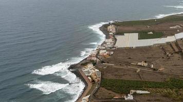 costa nord dell'isola di gran canaria foto