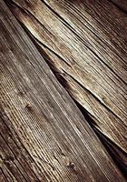 vecchio legno stagionato foto