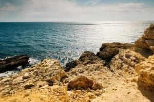 vista sul mare foto