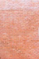 fondo di struttura del modello del muro di mattoni foto