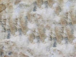 parte del muro di pietra per lo sfondo o la trama foto