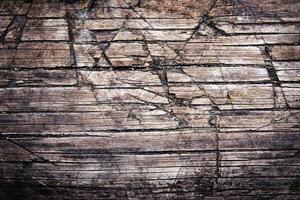 vecchia superficie di legno foto