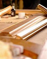 restauro porte in legno, riparazione e restauro mobili foto