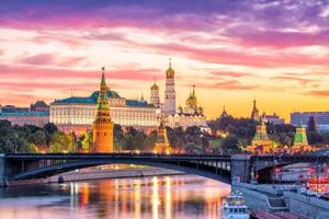 Cremlino di Mosca in Russia foto