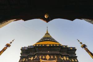 Wat Phra quel punto di riferimento di Lampang Luang foto