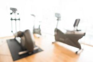 sala fitness e palestra foto