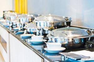 ristorazione a buffet foto