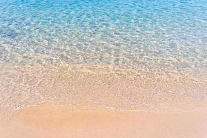 chiaro blu trasparente estate spiaggia tropicale sfondo acqua