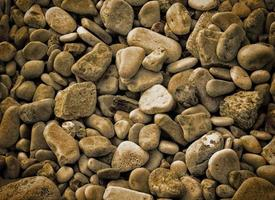 patch di rocce o pietre per lo sfondo o la trama foto