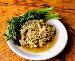 foto di cibo tailandese