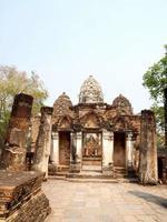 thailandia 2013- parco storico di sukhothai foto