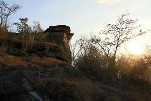 parco nazionale di pha taem in thailandia foto