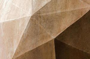 superficie geometrica beige