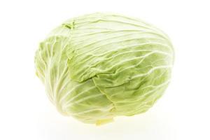 verdura di cavolo verde foto