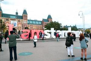Amsterdam, Paesi Bassi 2015- Museo Rijksmuseum foto