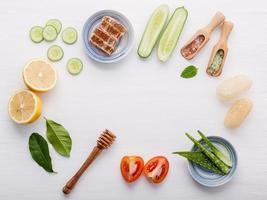 prodotti naturali per la cura della pelle a base di erbe