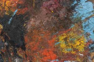 vernice piatta foto