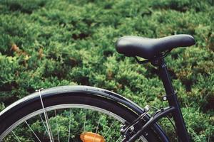 seggiolino per bicicletta, modalità di trasporto foto
