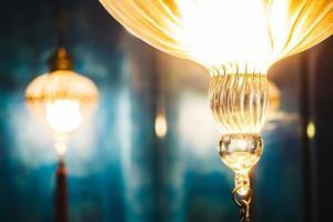 lanterna, stile marocchino foto