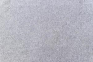 Full frame tessuto grigio texture di sfondo foto