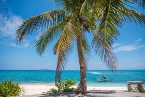 isola tropicale di masbate, filippine foto