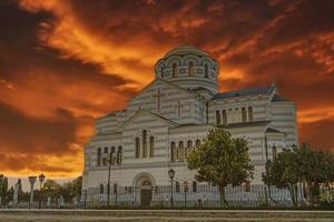 cattedrale di vladimir a cherson foto