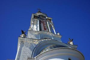 chiesa-faro di st. Nicholas il Taumaturgo. foto