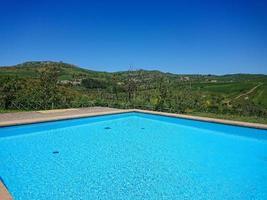 piscina del resort foto