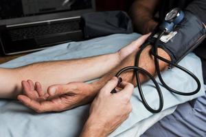 test medico . alta qualità e risoluzione bellissimo concetto di foto