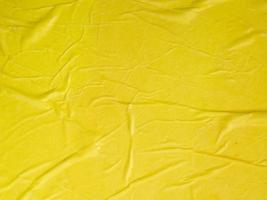 sfondo di carta gialla con close up. alta qualità e risoluzione bellissimo concetto di foto