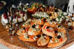 catering cibo per feste aziendali foto
